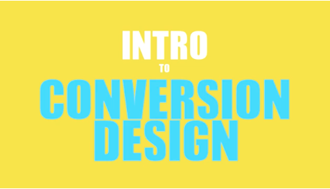 Intro to Conversion Design: Pop-ups Aren't Outdated