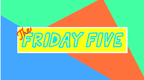 Friday Five 012: The Power of Social Advertising